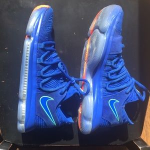 Nike Shoes - Kd 10 (the coolest color way)